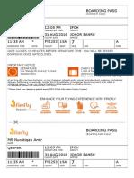 Firefly Boarding Pass - QE8P8R