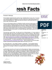 Fresh Facts Oct/Nov 2016
