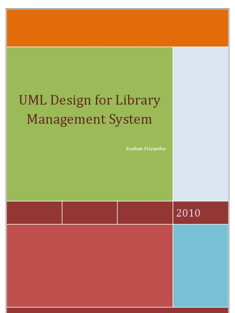 Uml design of the library management system use case user uml design of the library management system use case user computing pooptronica