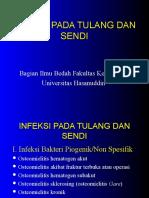 Infeksi Tulang & Sendi