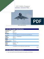 F-102 delta dagger.docx