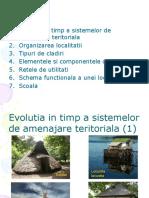 Proiect Tehnologie Cl a Va - Sisteme de amenajare teritoriala
