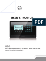 Yl-007m2bx User Manual Инструкция Сигнализации