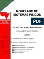 Modelado de Sistemas Físicos