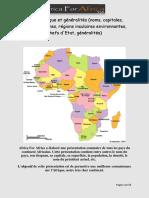 Afrique by AFA