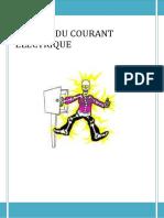 4- Dangers Du Courant Électrique