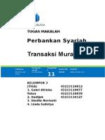 Kelompok 3-Transaksi Murabahah