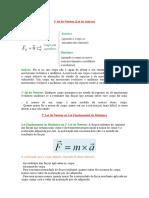 Leis de Newton Forc3a7a de Atrito Momento Da Forc3a7a e Impulsc3a3o