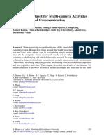 VideoWeb Dataset for Multi-Camera11 Chapter 23
