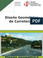 Diseño geométrico de carreteras (Ing. Transito) - copia.pptx