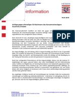 2015 07 15 - Presseinformation Staatsanwaltschaft Frankfurt am Main