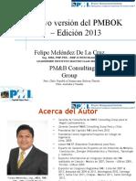 PMBOK 5taEdicion FelipeMelendez (1)