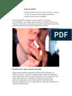 Como o Cigarro Estraga Seu Paladar