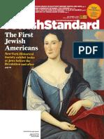 Jewish Standard, December 2, 2016