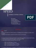 Gas Turbine Speed Control PPT