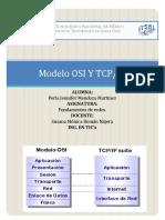 T-1 MODELO OSI