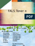 Face Toner 7