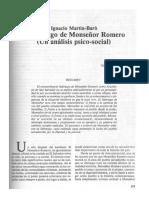 (1981b) El Liderazgo de Monseñor Romero
