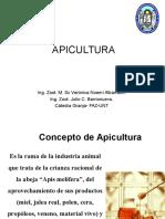 Clases de Apicultura 2013 Univ. Tucuman