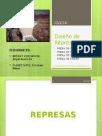 Diseño de Represas 1
