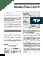 NIIF 1 ADOPCIÓN POR PRIMERA VEZ DE LAS NIIF (TEORIA Y CASO PRÁCTICO).pdf