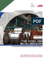 Stahl Und Metallindustrie En