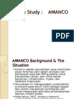 Presentasi Case Study - Amanco