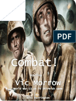 Combat! Starring Vic Morrow!