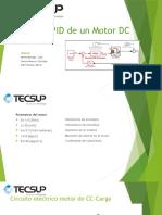 Control PID de Un Motor DC