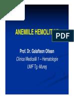 An. Hemolitice