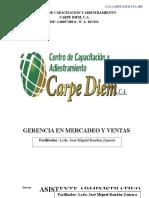 5. Manual Gerencia de Mercadeo y Ventas