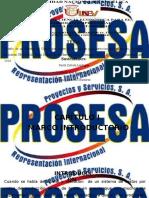 Diapositiva de Prosesa Para Exponer