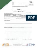Registro de Asesoria TEC