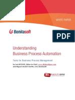 Understanding Process Automation BPM Tools en 120613