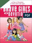 Tommy Nelson's Brave Girls 365-Day Devotional