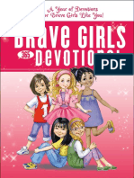 Tommy Nelson's Brave Girls 365-Day Devotional