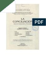 LA CONCILIACION. Junco Vargas, José Roberto. Págs. 23-41