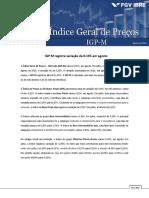 IGP-M AGO 16