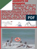 Aula 4 - Salvamento Aquático