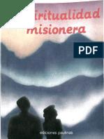 Castro, Luis Augusto - Espiritualidad Misionera