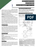US Form 2062 - Install Info, Boost Pumps Bx-xxxxM,R, 01-09-15