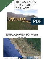Casa de Los Andes - Juan Carlos Doblado