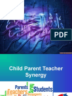 Child Parent Teacher Synergy