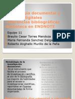 Metodología Documental y Recursos Digitales