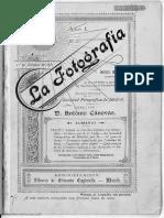 La Fotografía-revista Mensual Ilustrada Año I Número 1 - 1901 Octubre