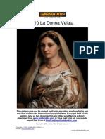 410 La Donna Velata