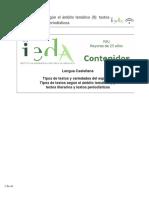 Tema 10 - Textos Literarios y Periodísticos