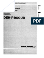 Pioneer DEH-P4000UB