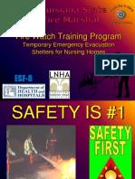 Fi-fd Firewatch Training
