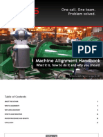Machine Alignment Handbook